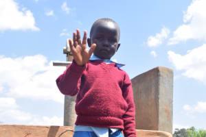The Water Project: Mbuuni Community -  John Muia