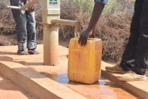 The Water Project: Syakama Community -  Reliable Water