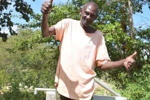 The Water Project: Kivani Community A -  Mutie Munyao