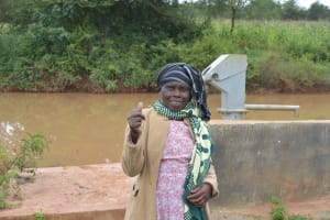 The Water Project: Ngaa Community A -  Priscilla Kanyiva