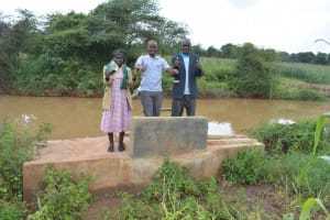 The Water Project: Ngaa Community A -  Priscilla Titus Cosmas