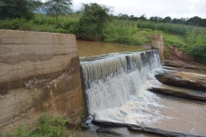 The Water Project: Ngaa Community A -  Sand Dam