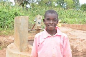The Water Project: Ikulya Community -  Ngoi Musyoka