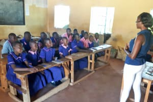 The Water Project: Makuchi Primary School -  Training
