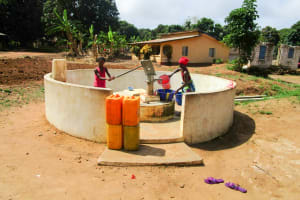 The Water Project: Mayaya Village A -  A Year With Water