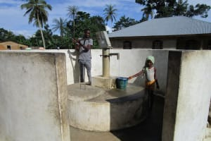 The Water Project: Kafunka Community -  A Year With Water