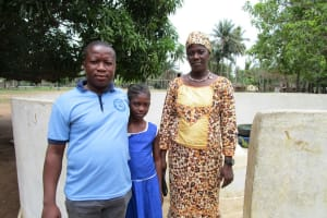 The Water Project: Gbaneh Bana SLMB Primary School -  A Year With Water