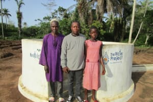 The Water Project: Baya Community -  A Year With Water