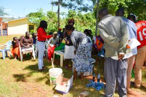 The Water Project: Utuneni Community -  Training