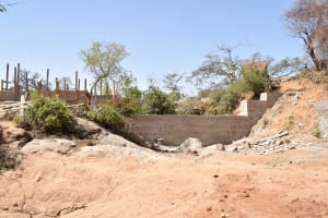 The Water Project: Katalwa Community -  Sand Dam Construction