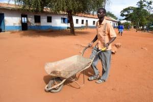 The Water Project: Muunguu Primary School -  Work