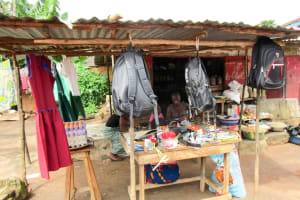 The Water Project: Lungi Town, 112 Alimamy Seray Modu Road -  Local Market