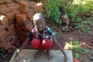 The Water Project: Musutsu Community, Mwashi Spring -  Sanitation Platform