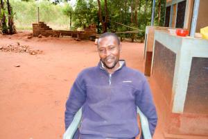 The Water Project: Ngitini Community A -  Daniel Kyalo