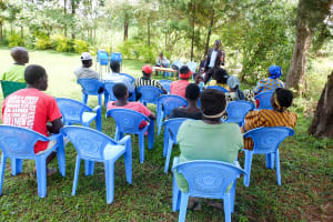 The Water Project: Kitali Community -  Handing Over Ceremony