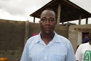 The Water Project: New London Community, Magburaka Road -  Amadu Tholley