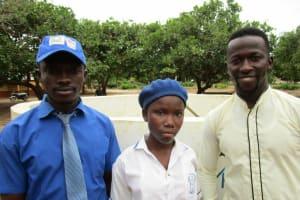 The Water Project: Kulufai Rashideen Secondary School -  A Year With Water