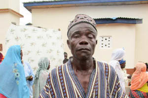 The Water Project: Mabendo Community, Mosque -  Imam Bangura