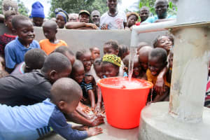 The Water Project: Mabendo Community -  Clean Water