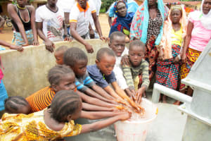The Water Project: Mabendo Community, Mosque -  Clean Water