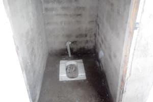The Water Project: Joyland Special Secondary School -  Finished Latrines