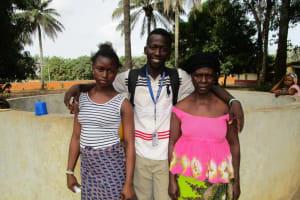 The Water Project: Royema Community A -  A Year With Water