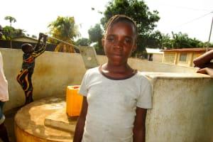 The Water Project: Benke Community, Turay Street -  Rabiatu Koroma