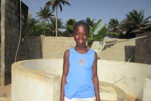 The Water Project: Rosint Community, 16 Gilbert Street -  Mbalu Kamara