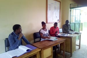 The Water Project: Kwirenyi Secondary School -  School Staff