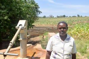 The Water Project: Katitu Community -  Timina