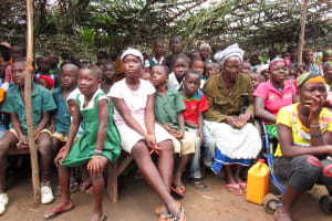 The Water Project: Mabendo Community -  Training Participants