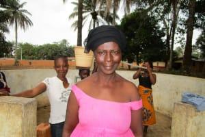 The Water Project: Royema Community A -  Ya Marie Sesay