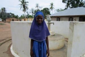 The Water Project: Kafunka Community -  Mariatu