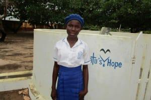 The Water Project: Kulufai Rashideen Secondary School -  Isatu Kanu