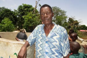 The Water Project: Benke Community, Waysaya Road -  Johnny Robert