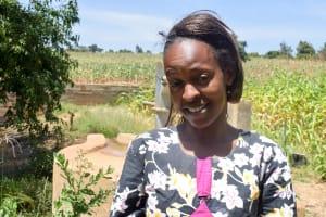 The Water Project: Katitu Community -  Patricia