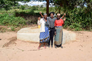 The Water Project: Nzalae Community A -  A Year With Water