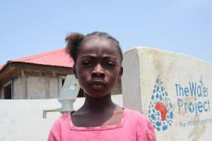 The Water Project: Royema, New Kambees -  Hajaratu Koroma