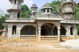 The Water Project: Mayaya Village A -  Community Center Underway