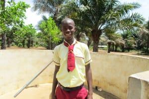 The Water Project: Ernest Bai Koroma Secondary School -  Amara Sumah