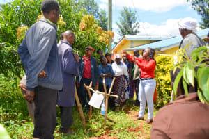 The Water Project: Utuneni Community -  Handwashing Training