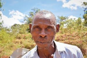 The Water Project: Kyumbe Community -  Michael Kitunguu
