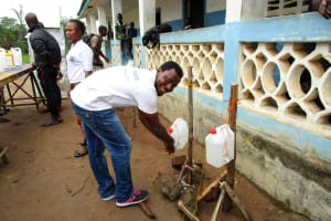 The Water Project: Mabendo Community -  Handwashing Training