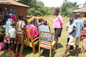 The Water Project: Matsakha Community, Siseche Spring -  Training