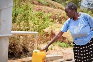 The Water Project: Kyumbe Community -  Paulina Nyiva