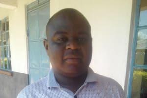 The Water Project: Imusutsu High School -  Fredrick Kasavai