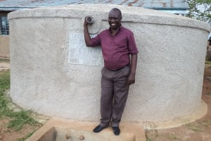 The Water Project: Musudzu Primary School -  David Sakwa Anyolo