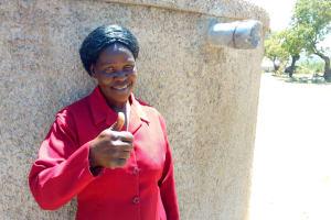 The Water Project: Kalenda Primary School -  Alice Sasaka