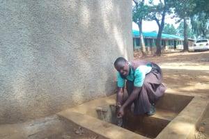 The Water Project: Walodeya Primary School -  Margret Khamunye