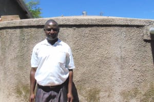 The Water Project: Eshisuru Primary School -  Martin Chatimba